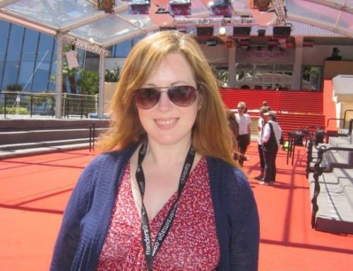 Helen Grace of Left Films on (Not) Breastfeeding at Cannes