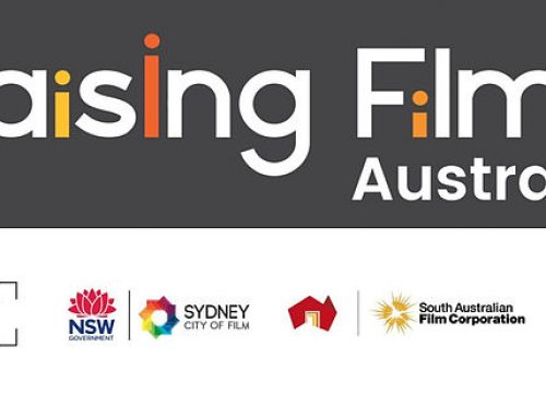 Raising Films Australia publish report