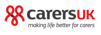 Logo and link for Carers UK
