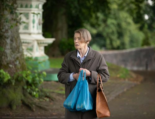 Taking a story of dementia from page to screen
