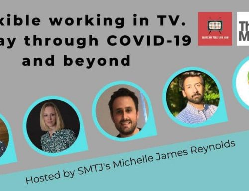Flexible Working in TV: A way through COVID-19 and beyond