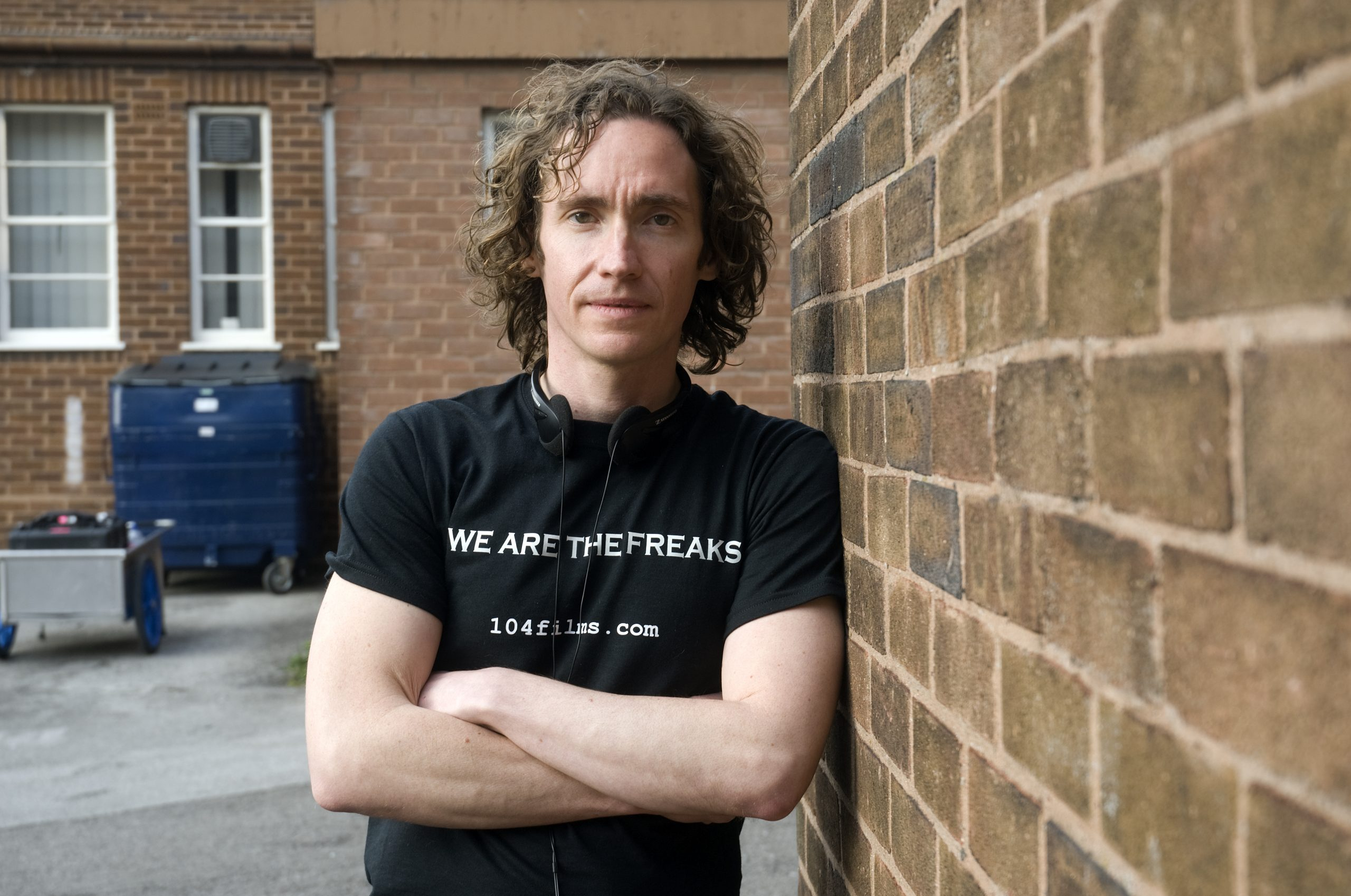 Photo of director Justin Edgar